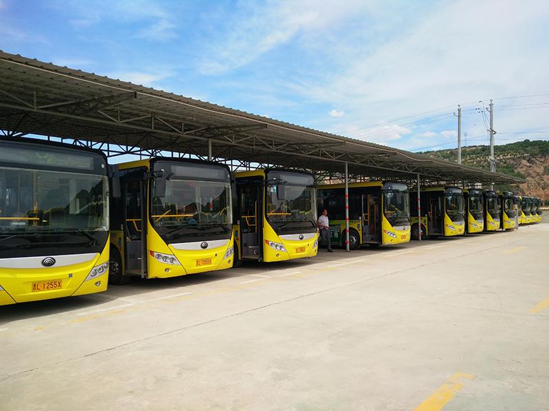 临汾市隰县运用公交系统成功案例